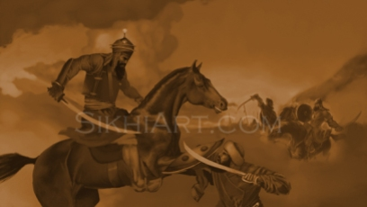 Banda Singh Bahadur, Gurbaksh Singh, Baba Banda Singh Bahadur