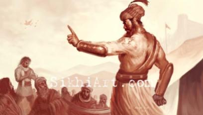 Guru Gobind Singh ji Vaisakhi