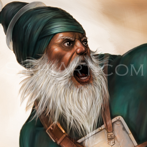 Baba Deep Singh Ji Addressing Wallpapers