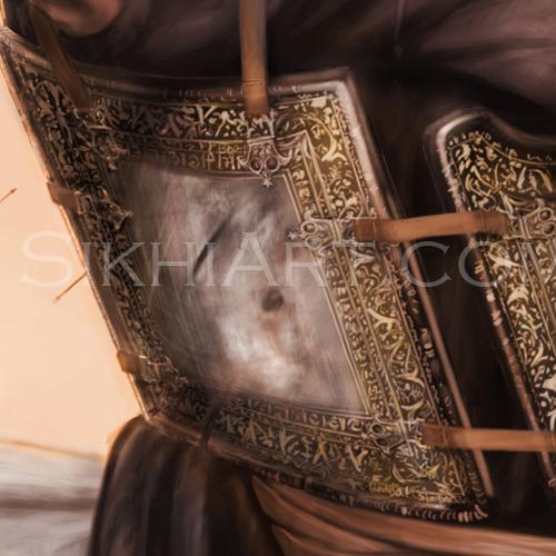 Ajit Singh's Char Aina Detail
