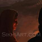 Woman, Guru Nanak, Mardana, Brahmin, Brahman, Caste System, Equality