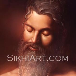Closeup - Guru Arjun