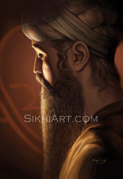 Guru Ramdas ji - Thirst for Hari, Ram Das, Sikh Gurus, Sikhi, Art, Punjab