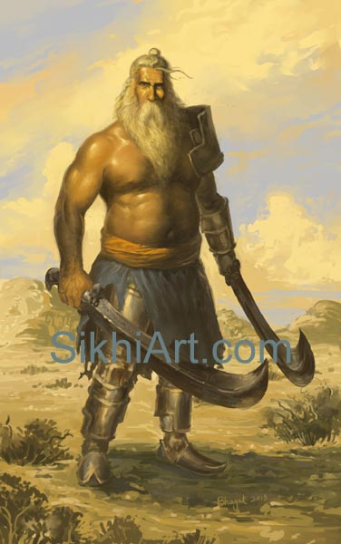 Patialvi Baba by Bhagat Singh Bedi