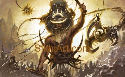 Akali Chief- Beware the Claw