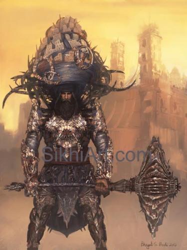 Akali - Warrior Monk