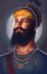 Guru Gobind Singh ji, Dashmesh Pita