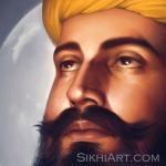 Guru Gobind Singh ji, Dashmesh Pita, Radiant Guru