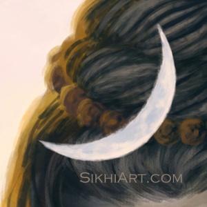 Crescent Moon, Sada Shiv Mahadev, Shiva, Lord Shiva, Mahakal, Shiv ji